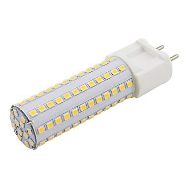 9W 180lm G12 LED Bi-pin Lights 108 LED Beads SMD 2835 Warm White Cold White 85-265V