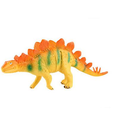 Dragões & Dinossauros Brinquedos Figuras de dinossauro estegossauro Dinossauro jurássico Triceratops Tiranossauro Rex Plástico Crianças