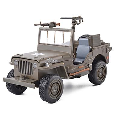 Auta na zadní natahování Stavební stroj Hračky Zábava Kov Klasické Pieces Dětské Dárek