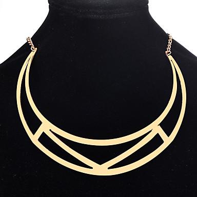 Damen Halsketten - Einzigartiges Design Gold, Silber Modische Halsketten Für Party, Alltag, Normal