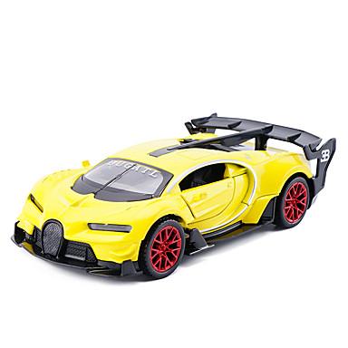 Autíčka Model auta SUV Hračky Simulace Hudba a světlo Auto Kov Alloy Metal Pieces Dětské Unisex Chlapecké Dárek