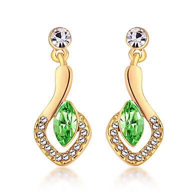 Dámské Náušnice Šperky Přizpůsobeno Módní Euramerican Slitina Šperky Šperky Pro Svatební Párty