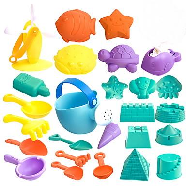 Brinquedo de Praia Brinquedos Redonda Borracha Peças Crianças Dom