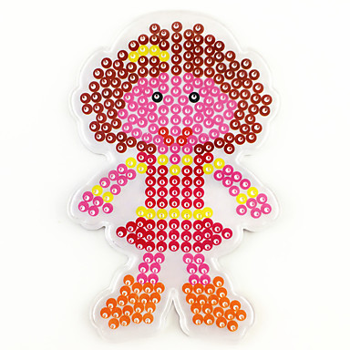 Schmelzperlen Kunst & Malspielzeug 5mm Vorlage Heimwerken Spaß Klassisch Kinder Unisex