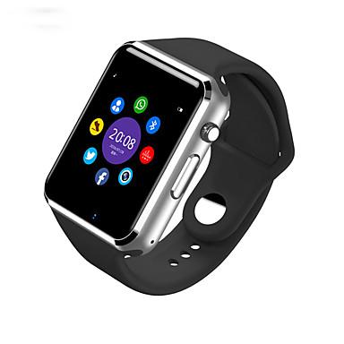 voordelige Slimme elektronica-Smart horloge W8 voor Android Verbrande calorieën / Lange stand-by / Handsfree bellen / Aanraakscherm / Camera Stopwatch / Gespreksherinnering / Activiteitentracker / Slaaptracker / sedentaire