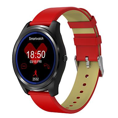 Smart UhrWasserdicht Verbrannte Kalorien Schrittzähler Übungs Tabelle Touchscreen Distanz Messung APP-Steuerung Kamera Kontrolle