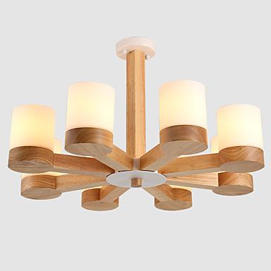 LightMyself™ 8-Light Vestavná montáž Světlo nahoru - LED, 220-240V / AC100-240V Žárovka není zahrnuta v ceně. / 15-20㎡ / E26 / E27