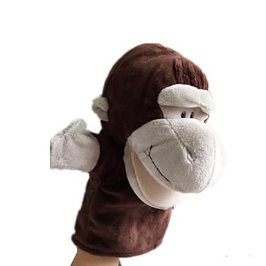 Bonecas Pelúcias Brinquedos Animal Tecido Felpudo Bebê Peças