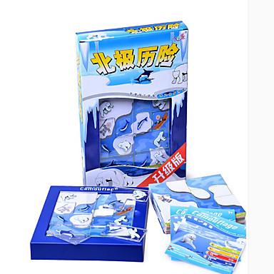 Spielzeuge Spielzeuge Quadratisch Kunststoff Stücke Unisex Geschenk