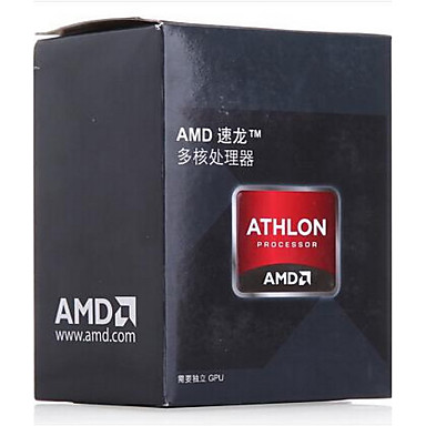 Amd athlon 860k fm2 interface boxed cpu