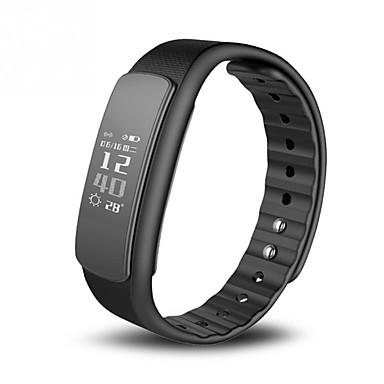 Smart-Armband Touchscreen Herzschlagmonitor Wasserdicht Verbrannte Kalorien Schrittzähler Übungs Tabelle Anti-lost Kamera Kontrolle