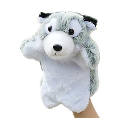 Bonecas Brinquedos Animal Tecido Felpudo Bebê Peças