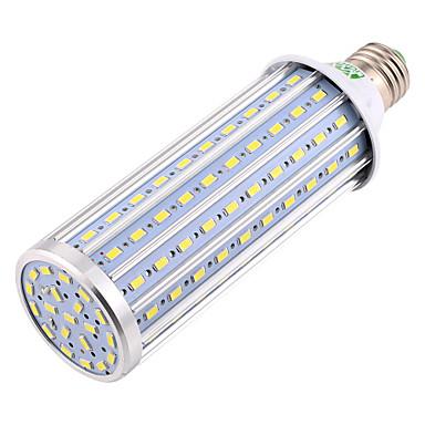 abordables Ampoules électriques-ywxlight® e27 5730smd 45w 140led 4400-4500lm blanc froid haute luminosité led ampoule led lampes ampoule de maïs ac 85-265v