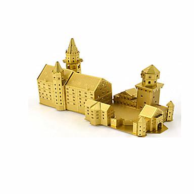 3D puzzle Kovové puzzle Zábava Dřevo Klasické