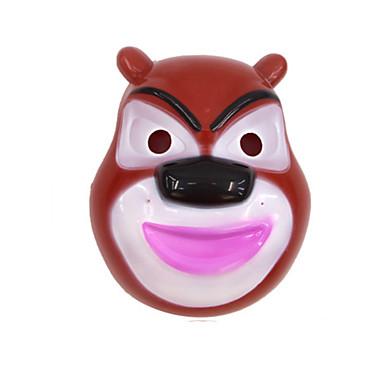 Máscaras de Dia das Bruxas Artigos de Festa Máscara de Desenho Animado Brinquedos Terror Desenho Peças Unisexo Dom