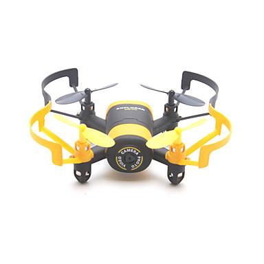 RC Drone JXD 512W 4CH 6 Eixos 2.4G Com 0.3MP HD Camera Quadcópero com CR FPV Retorno Com 1 Botão Modo Espelho Inteligente Vôo Invertido