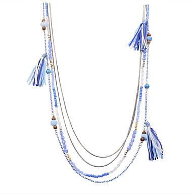 Dámské Tvar Vintage Cikánské turečtina Ručně Vyrobeno Euramerican Módní Řetízky Šperky Slitina Řetízky Svatební Výročí Narozeniny Bytost