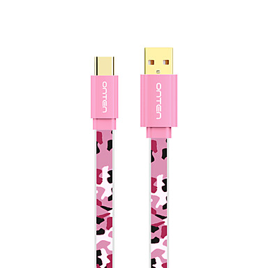 USB 2.0 Tipo C Cabo, USB 2.0 Tipo C to USB 2.0 Cabo Macho-Macho 0.2m (0.65Ft)