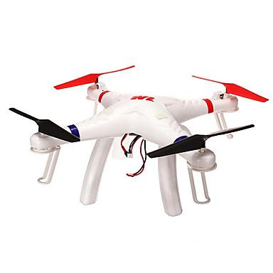 RC Drone WL Toys V353 4CH 6 Eixos 2.4G Com Câmera HD 1080P Quadcópero com CR FPV Luzes LED Seguro Contra Falhas Modo Espelho Inteligente