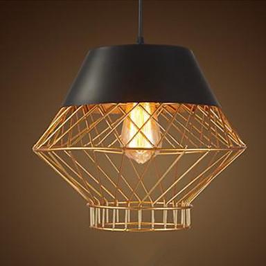 Creative personality Restaurant Chandelier Living Room Bedroom Modern Minimalist Scandinavian Iron Desk Lamp Industry