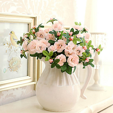1 Gren Kunstige blomster