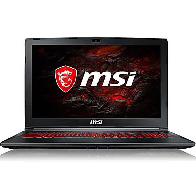 MSI Notebook caderno GL62M 7REX-1642CN 15.6 polegada LED Intel i5 i5-7300HQ 8GB DDR4 1TB GTX1050Ti 4 GB Windows 10