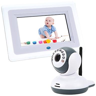 baby monitor 2.4g langaton korkealaatuinen katselukamera kotiverkon turvallisuuteen