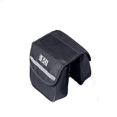 Bike Bag Bike Frame Bag Cycling Bicycle Bag Cloth Cycle Bag Other Similar Size Phones Cycling / Bike Mountain Bike / MTB