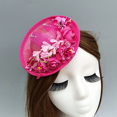 Net Fascinators / Hats / Birdcage Veils with 1 Wedding / Special Occasion Headpiece