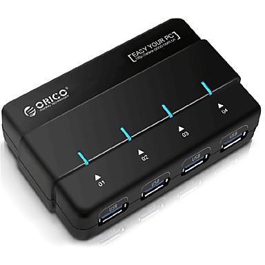 Orico h4928-u3 usb 3.0 5.0 gbps huippunopea 4 porttia