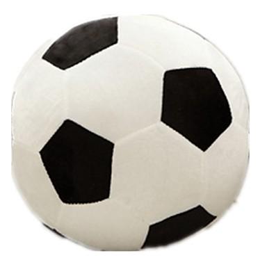 utstoppede Baller Lekefotball Hynner Puter Stor Størrelse Svamp Barne Unisex