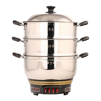 Kitchen Alumium Alloy 220V Multi-Purpose Pot Thermal Cookers