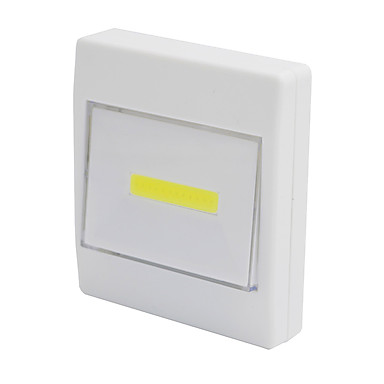 Jiawen 3W LED COB Lamp with Magnetic Emergency Switch Night Light - Not Included Battery