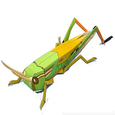 Quebra-Cabeças 3D Maquetes de Papel Artesanato de Papel Brinquedos de Montar Inseto Simulação Faça Você Mesmo Clássico Unisexo Dom