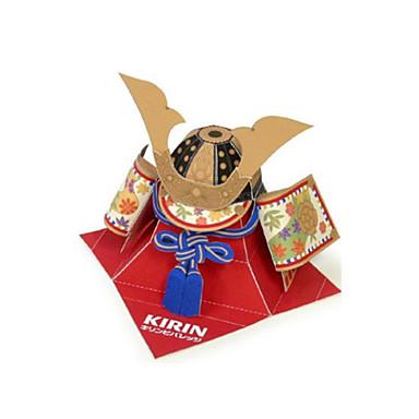 voordelige 3D-puzzels-3D-puzzels Bouwplaat Modelbouwsets Dome Krijger DHZ Inrichting artikelen Klassiek Unisex Speeltjes Geschenk