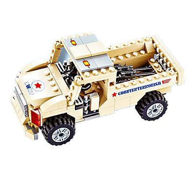 JIE STAR Blocos de Construir Brinquedos de Montar Quadrada Pato Aeronave Para Meninos Unisexo Brinquedos Dom