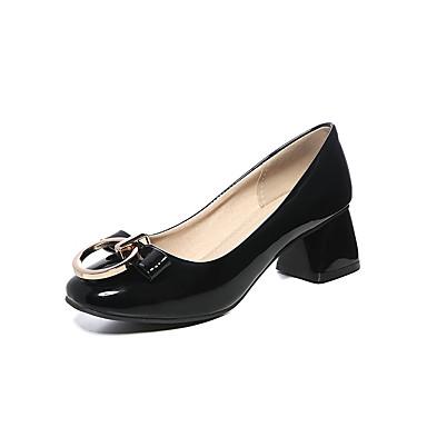 ... Chaussures Talons Chaussures carré Eté Polyuréthane Bout Femme Confort  Demi Basique Boucle Bottier Bottine Escarpin à ... 9cc1597b11ca