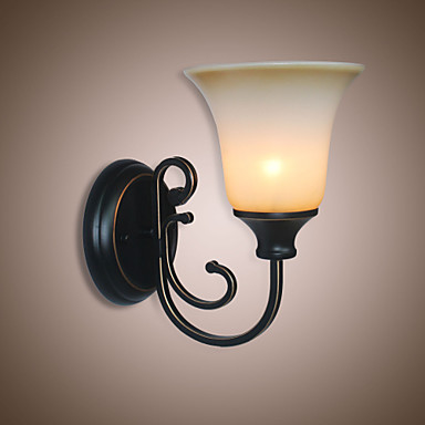 Antique Country Wall Lamps & Sconces For Metal Wall Light 110-120V 220-240V 45W