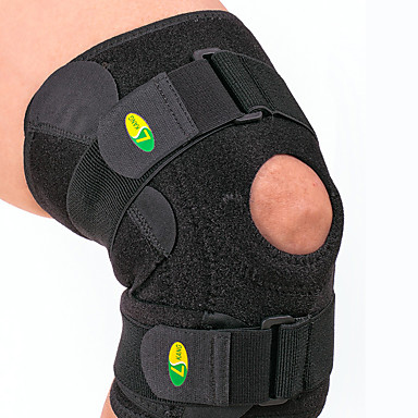 Knee Brace for Leisure Sports Football / Soccer Running Outdoor Wear-Resistant Adjustable Athletic Casual Sports Outdoor clothing