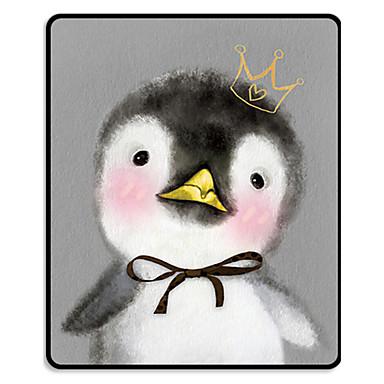 mr.viv i soma animal musta lukko pingviini pad pad pad matot 24 * 20 * 0.3cm