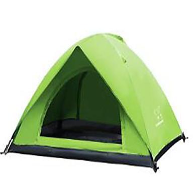 2 henkilöä Matkalaukku Ilmapatja Rantateltta Kaksinkertainen teltta Taitettava teltta Pidä lämpimänä Sateen kestävä varten Elastinen