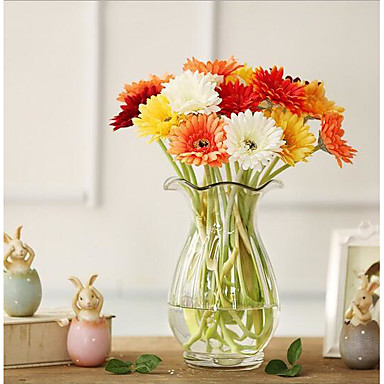 Bouquets de Noiva Decorações Casamento Ocasião Especial Trabalho Seda 11.8