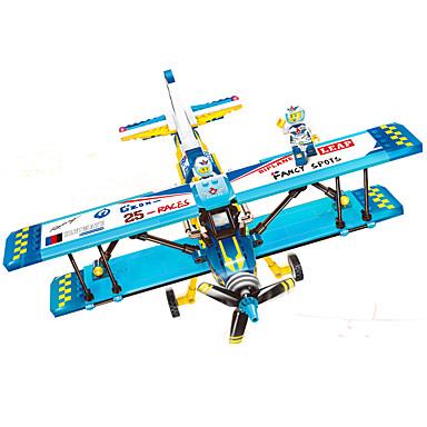 ENLIGHTEN Blocos de Construir Planadores de Brinquedo Aeronave Para Meninos Unisexo Dom