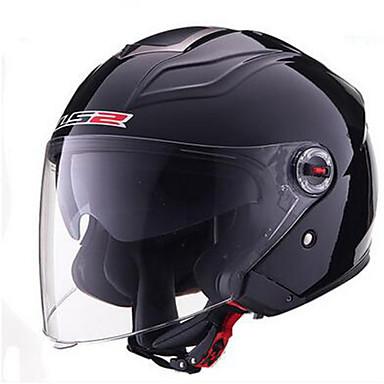Meio Capacete Forma Assenta Compacto Respirável Melhor qualidade meia cuia Esportivo ABS capacetes para motociclistas