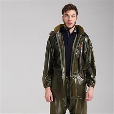 Sadetakki PVC Polyesteri PU Leather/Polyurethane Leather Unisex Kaikki vuodenajatVedenkestävä Odor Free Tuulenkestävä Taitettava