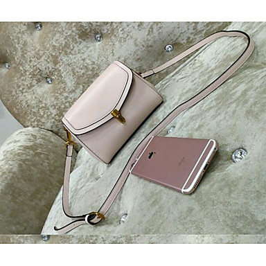 Women Bags All Seasons Cowhide Shoulder Bag for Casual Outdoor Green Blushing Pink Gray