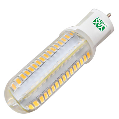 YWXLIGHT® 8W 850-950lm G12 LED Bi-pin Lights T 128 LED Beads SMD 2835 Warm White Cold White Natural White 220-240V