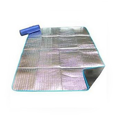 Picnic Blanket Outdoor Keep Warm Aluminium Others Camping / Hiking Outdoor Fall