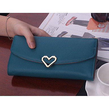 Women Bags All Seasons PU Coin Purse for Casual Outdoor Blue Black Red