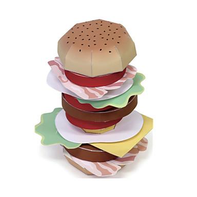 voordelige 3D-puzzels-3D-puzzels Bouwplaat Speelgoedeten Voedsel levensecht Kindveilig DHZ Muovi Klassiek Unisex Speeltjes Geschenk